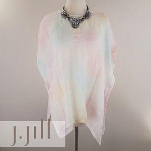J. Jill • pure jill • Linen Tunic